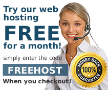 Try our great hosting plans for FREE