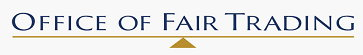 Office of Fair Trading - Registration number 0651443